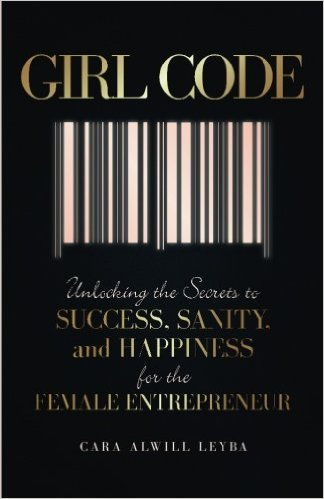 career books for women, Girl Code, Girl Code: Unlocking the Secrets to Success, Sanity, and Happiness for the Female Entrepreneur, Books to Read in 2016, Books for Females, Books for Girlbosses, Stephanie Ziajka, Diary of a Debutante