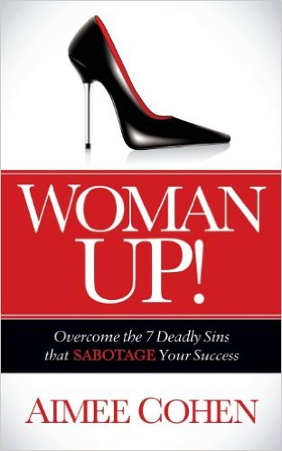 career books for women, Woman Up!, Aimee Cohen, Women Up, Books to Read in 2016, Books for Females, Books for Girlbosses, Stephanie Ziajka, Diary of a Debutante