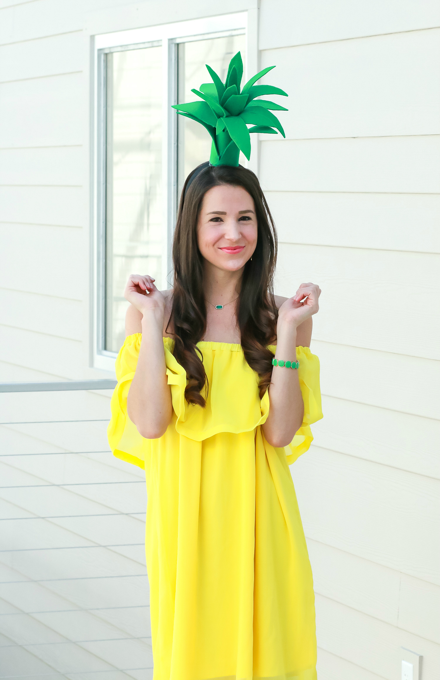 3 Easy Diy Storage Ideas For Small Kitchen: DIY Pineapple Costume That Costs Less Than $3 To Make