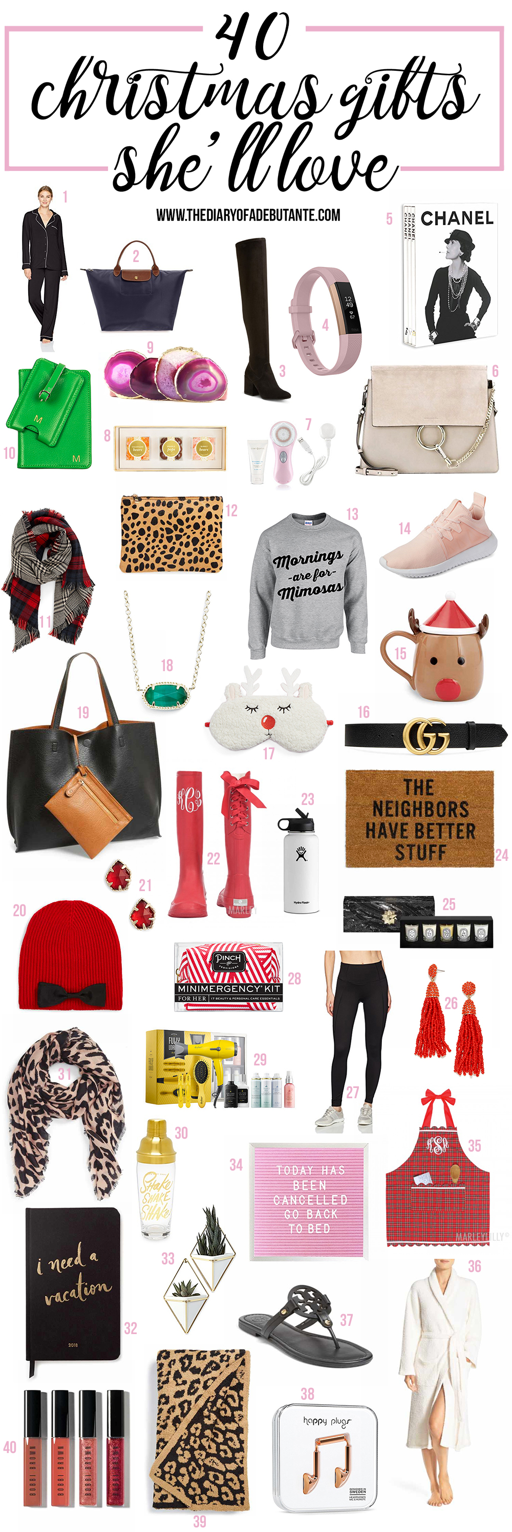 Cool Gift Ideas for Girlfriend, Mom, or BFF this Holiday Season