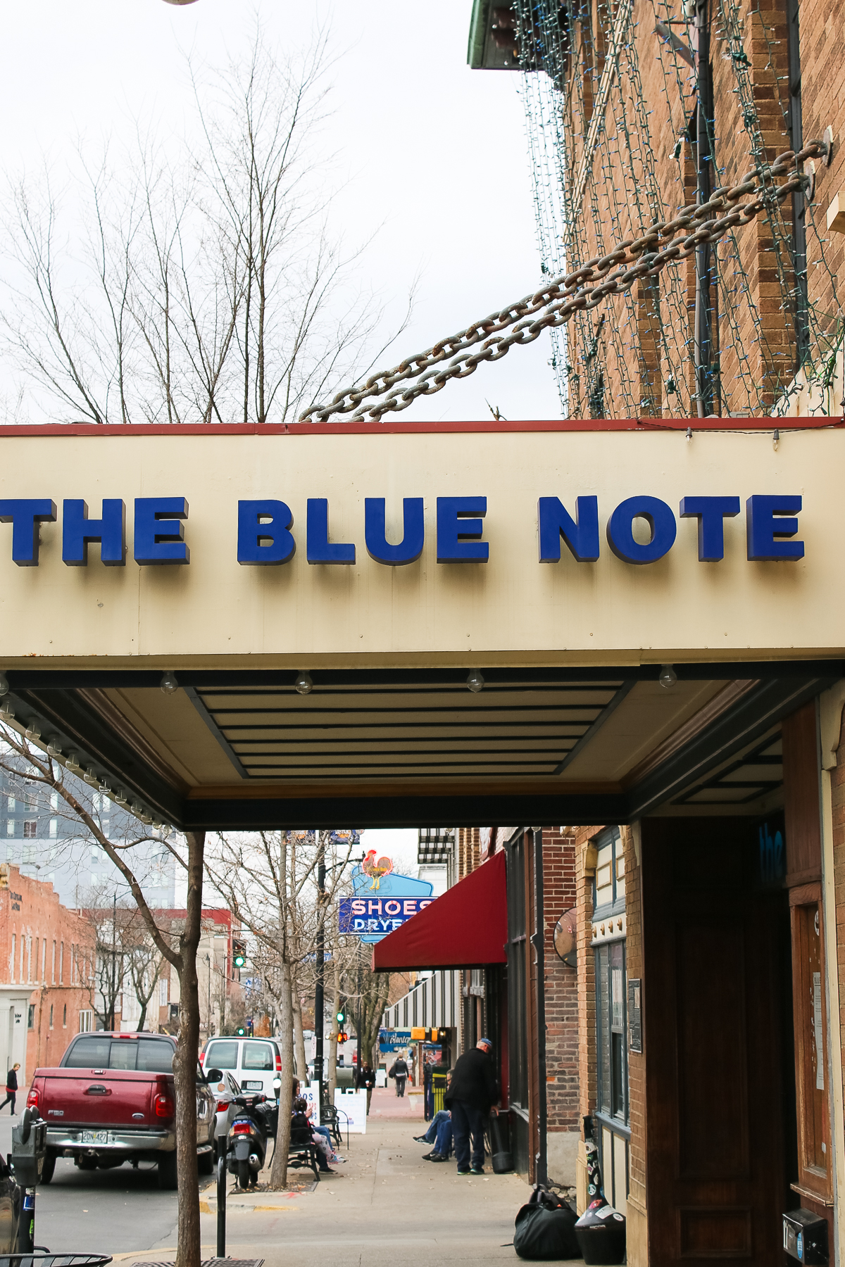 Photo of the The Blue Note in Columbia, Missouri (Number 4 of 10 romantic things to do in Missouri by Florida turned Missouri blogger Stephanie Ziajka from Diary of a Debutante)